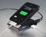نگهدارنده غیر لغزش موبایل با هاب شارژر 4 پورت USB