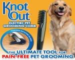 شانه نظافت موی برقی حیوانات